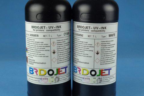 UV LED油墨组成和固化判定标准