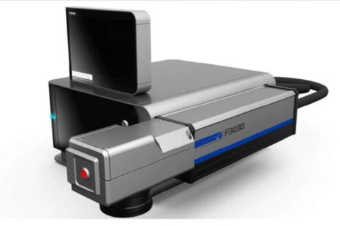 戴纳F1000系列激光喷码机