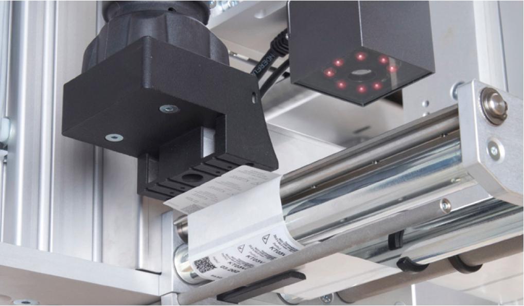 打印贴标→打印检测贴标,筑起患者的安全防线