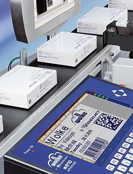 依玛Wolke m610® 热发泡喷码机 专攻医疗器械标识的能手
